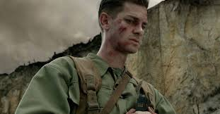 Bullets pierce flesh in slow motion, explosions toss men in the air, bleeding leg and arm. Hacksaw Ridge Is This Year S Must See Military Movie We Are The Mighty