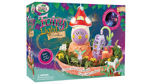 my fairy garden light garden