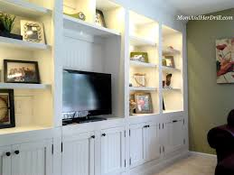 Living Room Cabinets Gorgeous Ideas Built In Living Room Cabinets All Dining Room