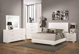Beds, CO FURNITURE - Felicity Bedroom Collection CO 203501 |