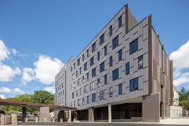 Rhode Island School Of Design Risd Risd Leans Into Timber For Its First New Residence Hall In