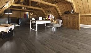 textured floors designed to hide the marks and scuffs of daily life