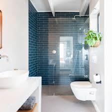 prefabricated stall or tiled shower