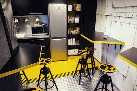 creative office design ideas. Imaginative Spaceship Themed Office With A Touch Of Creative Design Ideas E