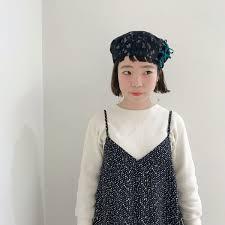 ベレー帽のかぶり方ショートロング髪型別まとめ カオリノモリ