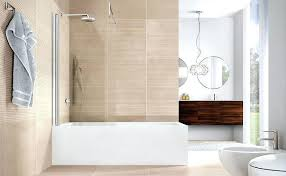 showers bath shower combination bathroom combo big solution for small bathrooms with tub australia