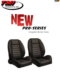 tmi vw bug universal pro series low back sports seats
