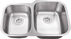 m 108rv 18 gauge double bowl undermount stainless steel kitchen sink 40 60