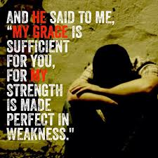 Image result for My Grace is sufficient