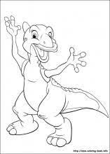 Small Picture The Land Before Time FREE PRINTABLES Pinterest Birthdays