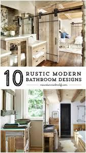 rustic bathroom ideas pinterest. Modren Rustic Bathroom Rustic Ideas Pinterest Shocking Latest Modern  Designs Best Pics For Popular With E