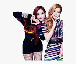 blackpink rose and jisoo hd