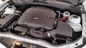 2014 GM Chevrolet Camaro - 3.6L V6 Engine Idling After Oil Change ...