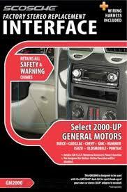 gm2000 2003 up gm radio wiring harness interface Gm Replacement Wiring Harness scosche gm2000 2003 up gm radio wiring harness interface gm replacement wiring harness