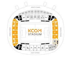 Football League Ground Guide Hull City Afc Kcom Stadium