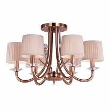 bronze finish modern crystal chandelier 9622 p6