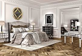 the lauren luxury contemporary bedroom furniture collection