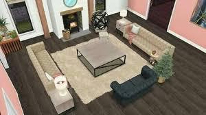 the sims freeplay sala casa sims