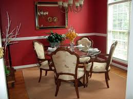 client project updating a traditional dining room