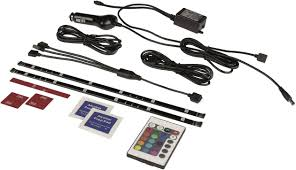 Osram Interior Lighting Osram Auto Ledambient Tuning Lights Basis Kit Ambient