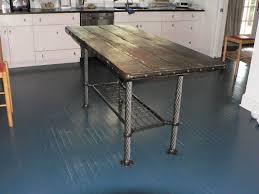 metal kitchen table. Custom Made O\u0027Brien Kitchen Table Metal I