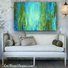 large abstract wall art canvas big print for turquoise teal oil paintings on uk abst large abstract canvas big prints