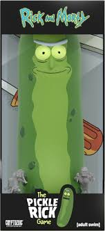 <b>Rick and Morty</b>: The <b>Pickle</b> Rick Game | Board Game ...