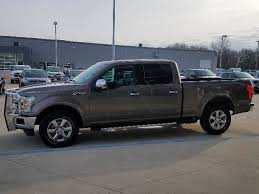 2018 Used Ford F-150 LARIAT 4WD SuperCrew 6.5' Box at Pritchard's ...