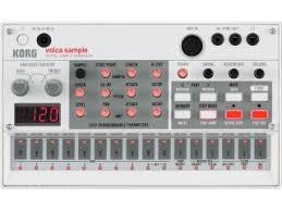 DJ <b>MIDI</b> - <b>контроллеры KORG VOLCA</b> SAMPLE по низкой цене