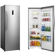 Hisense 355L Stainless Steel Single Door Refrigerator HR6AFF355SD ...