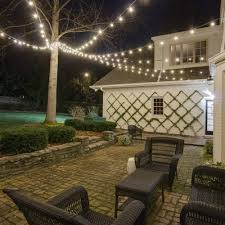 outdoor lighting backyard. A Beautiful Backyard Lighting Fixture, Outdoor String Lights Can Be Strung Over Patios, Decks S