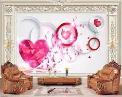 home decoration TV mural 3d wallpaper ...