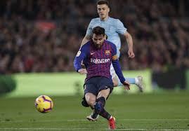 Messi Dembele Protect Barcas 3 Pt Lead Before Winter Break