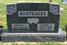 Lloyd J. Bontrager (1933-1985) - Find A Grave Memorial