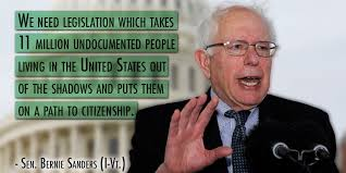 Immigration Quotes Fascinating Better World Quotes Bernie Sanders On Immigration