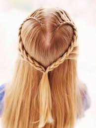 valentine s day hairstyles for kids