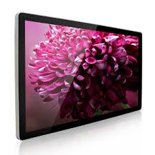 high definition digital lcd display board lcd advertising player aluminum frame