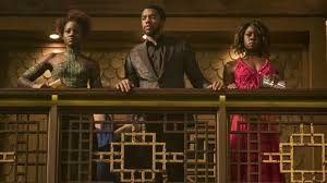Image result for photos from black panther film