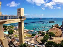 Building] Lacerda Elevator in Salvador, Bahia, Brazil : architecture