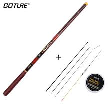 Goture Fishing Light Goture Rod Combo Telescopic Fishing Rod 3 0m 7 2m Fishing Float Rig Spare Top Three Tips Buy At A Low Prices On Joom E Commerce Platform