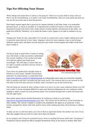 Personal Statement Tip Realtor Personal Statement Smart Business With Real Estate Agent
