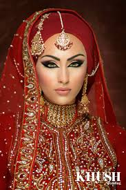 step by step arabic party wear bridal eye plete face makeup tutorial with pictures 19
