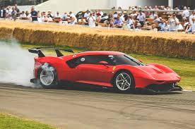 Inspired by the 330 p3/p4 an. Ferrari P80 C Makes Uk Debut At Festival Of Speed Autocar