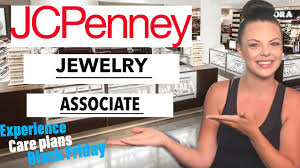 Jcpenney Associate My Experience Jcpenney Jewelry Associate Youtube