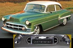 Chevy 1953-1954 Bel Air & Nomad 150 & 210 USA-230 – Vintage Vibes