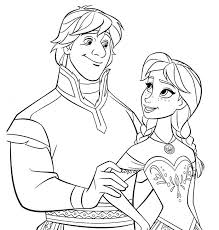 Elsa And Anna Coloring Pages Anna Coloring Page Frozen Coloring
