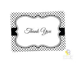 Black And White Birthday Cards Printable Black And White Card Template
