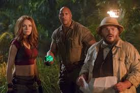 Jumanji 2: Jack Black and The Rock ham it up as video avatars in pointless sequel — Original Cin
