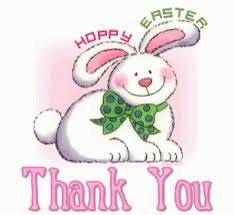Thank You Easter Bunny Easter Egg Gif Bunny Easteregg Happyeaster Discover Share Gifs