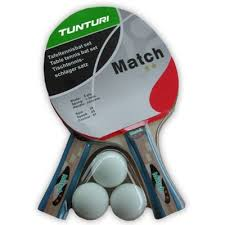 table tennis bats. tunturi match ping pong table tennis bats and balls set 0